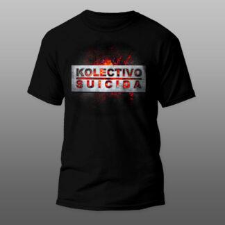 Camiseta Volver Kolectivo Suicida